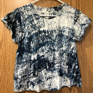 Tops - Trade Handmade Tie Dye T-shirt Short Sleeve Top